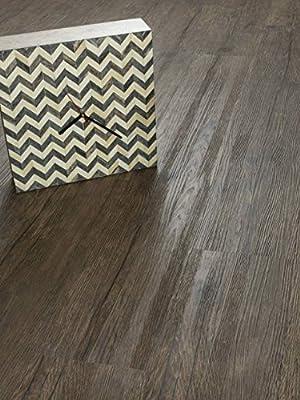 Pastoral Bronze Click Lock Vinyl Plank Flooring SAMPLE