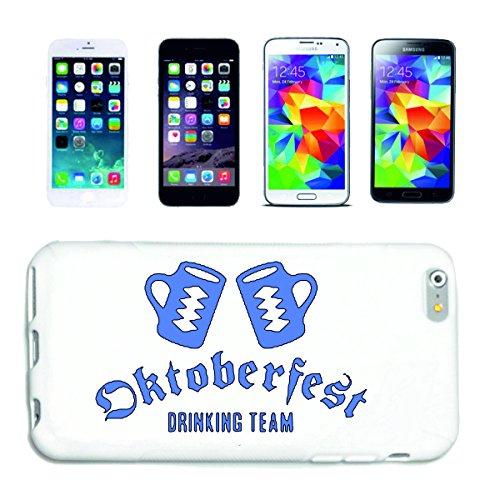 caja del teléfono iPhone 7+ Plus Oktoberfest de consumición del equipo del parque de atracciones Múnich Oktoberfest Licenciatura Hofbräu Reeperbahn Caso duro de la cubierta Teléfono Cubiertas cubier