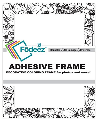 """Gooseberry Patch Colorable Adhesive Display Frame, 8.5"""" x..."""