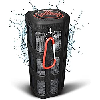 WATERPROOF BLUETOOTH SPEAKERS WIRELESS SHOWER PORTABLE YATRA 9612 HD AQUA TUNE