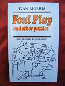 Hardcover Foul Play, and Other Puzzles Book