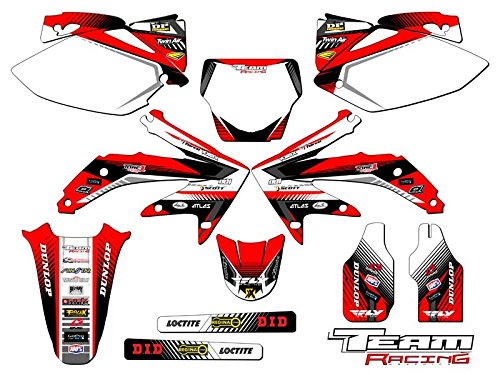 06 crf 450 plastic kit - 3