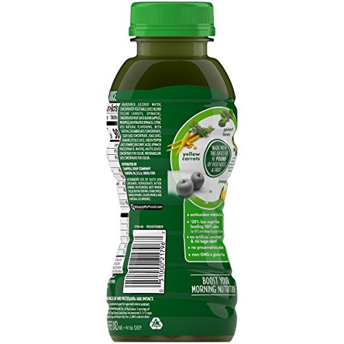 Review V8 Lower Sugar, Healthy