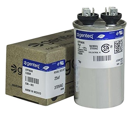 Where to find capacitor genteq?
