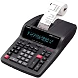 Casio DR-270TM 2-Color Professional Desktop Printing Calculator