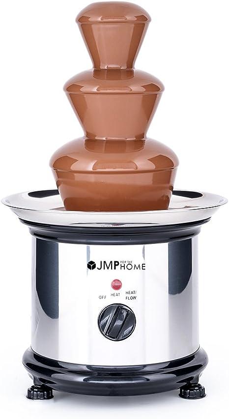 Classic Three Tier Chocolate Fountain Chocolate Fondue