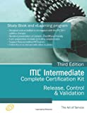 ITIL Release, Control and Validation (RCV) Full Certification Online Learning and Study Book Course - the ITIL Intermediate RCV Capability Complete Certification Kit - Third Edition, Ivanka Menken, 1743332572