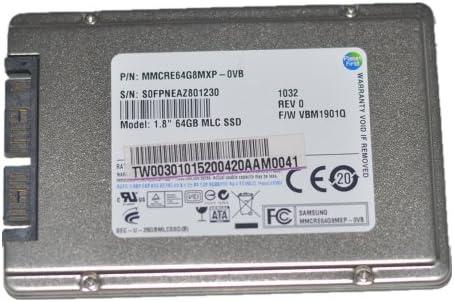 Samsung - Unidad de estado sólido 64 GB MLC SSD de 1,8 MicroSATA ...