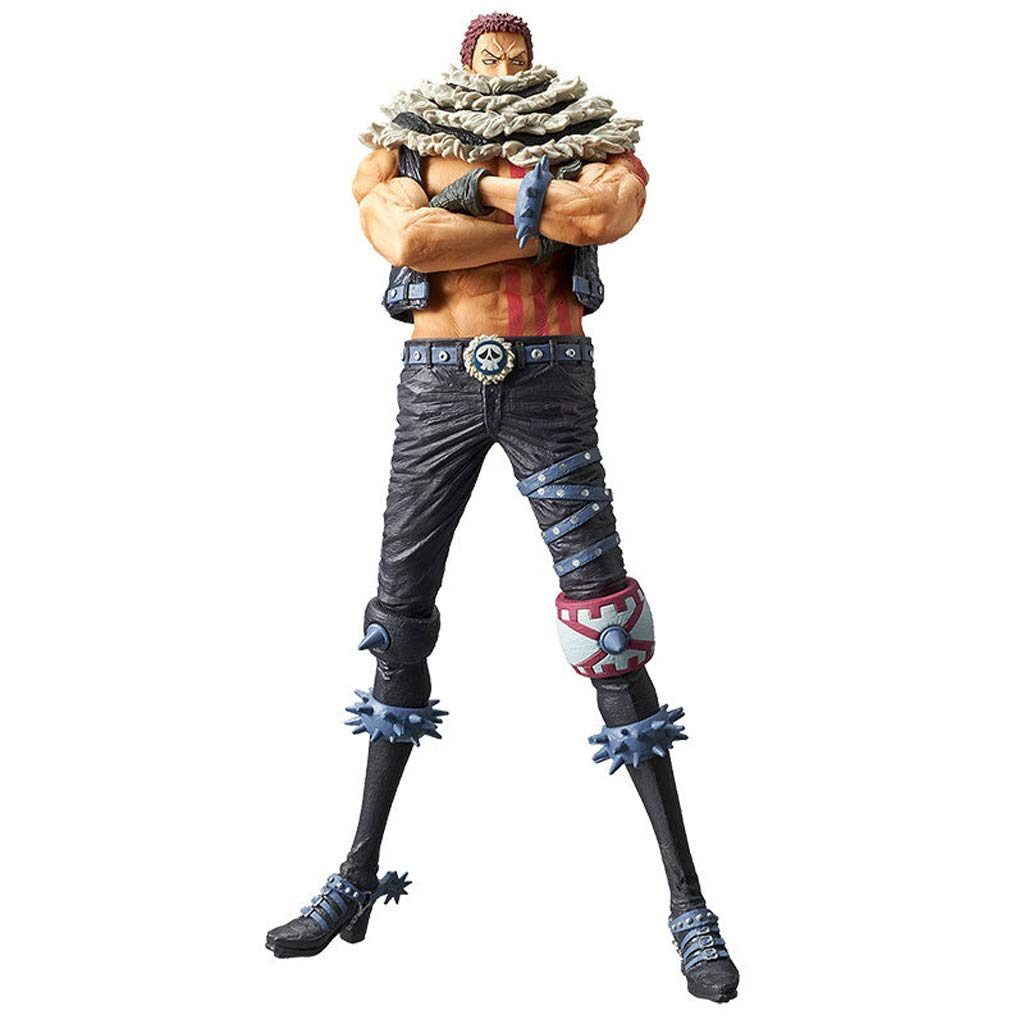 RMJAI Toy Model, One Piece Character Decoration, Birthday Gift, Crafts25cm Model Toys