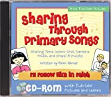 Sharing Through Primary Songs, Volume Three, Alison Palmer, 0882908138