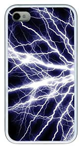 Electrify6 Custom iPhone 4s/4 Case Cover pc White
