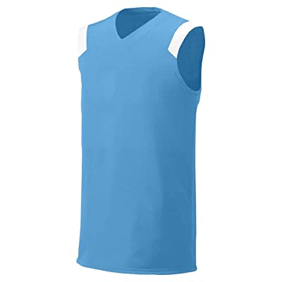 A4 Adult V-Neck Muscle Tee