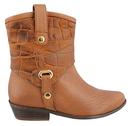 Ankle Dalia Women's Brown Boot AZURA qa6Epnxzpw