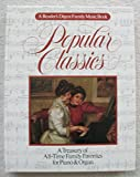 Popular Classics, Reader's Digest Editors, 0895772744