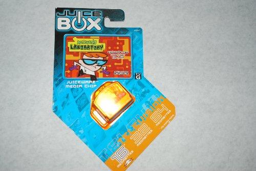 Price comparison product image JuiceBox Dextre's Labratory Episode 51 Jucieware Media Chip