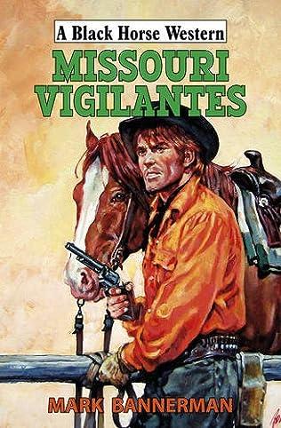 book cover of Missouri Vigilantes