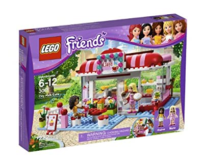 Lego Friends City Park Cafe 3061 from LEGO