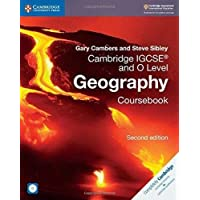 Cambridge IGCSE® and O Level Geography Coursebook with CD-ROM (Cambridge International IGCSE)