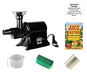 Champion G5-PG710 Commercial Masticating Juicer (Black Anniversary Package)