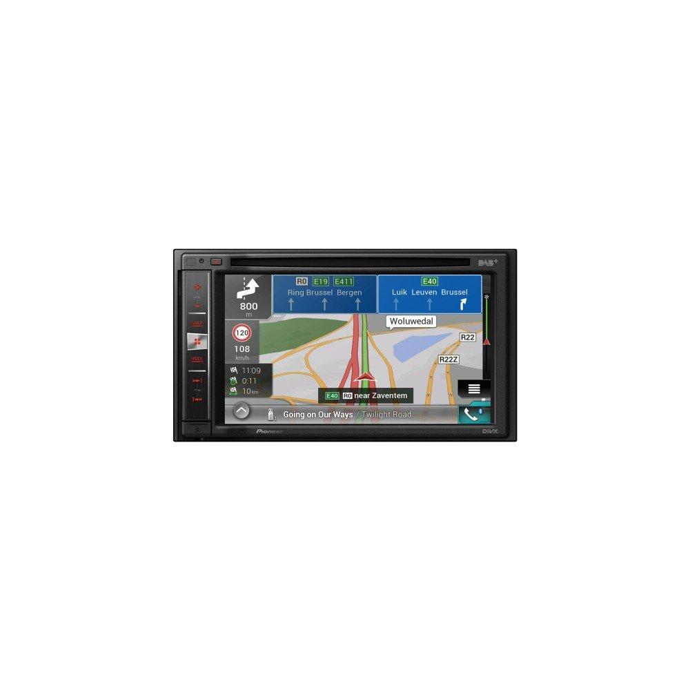 Pioneer Naviceiver AVIC-F980DAB   High Quality: Amazon.de: Elektronik