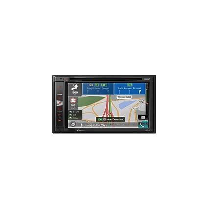 "PIONEER AVIC-F980DAB Sistema de Navegación AV con pantalla táctil 6.2"""
