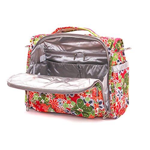 Ju-Ju-Be B.F.F. Convertible Diaper Bag, Perky Perennials