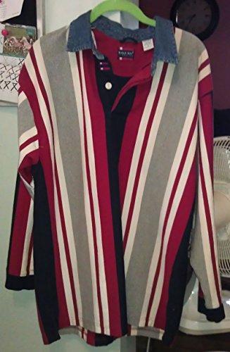 Vintage 80s Bugle Boy Shirt Size Large