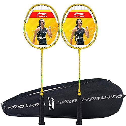 Li Ning XP 2020 Special Edition Blend Strung Badminton Racquet