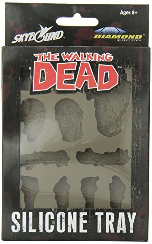 Diamond Select Toys The Walking Dead: Silicone Tray by Diamond Select