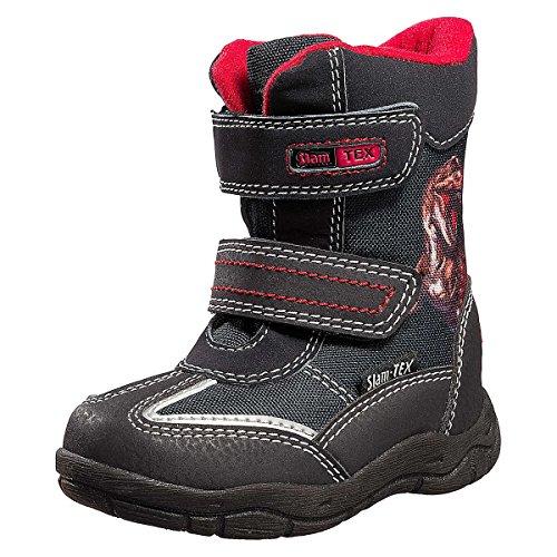 INDIGO Kinderschuhe Stiefel Winterstiefel Winter Boots, Gr. 24, dunkelblau