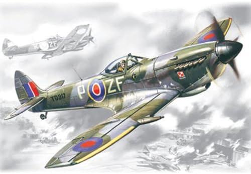 ICM Models Spitfire Mk.XVI Building Kit