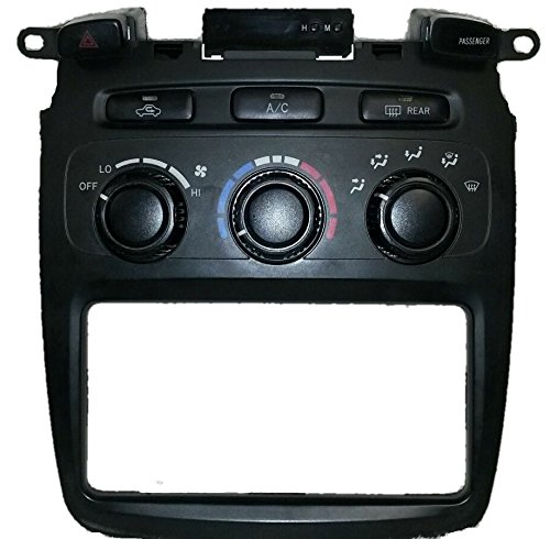 - Auto Tech Rescue Toyota Highlander 84010-48091 - Manual Climate Control (Remanufactured)