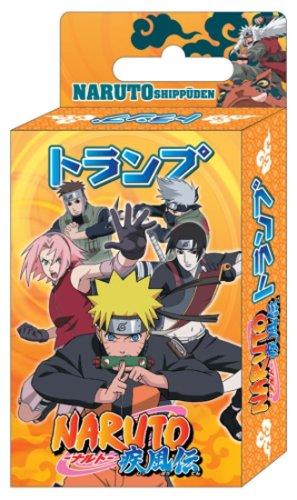 Trump NARUTO-Naruto - Shippuden (japan import): Amazon.es ...
