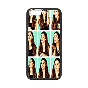 "[H-DIY CASE] For Apple Iphone 6,4.7"" screen -Singer Ariana Grande-CASE-5"