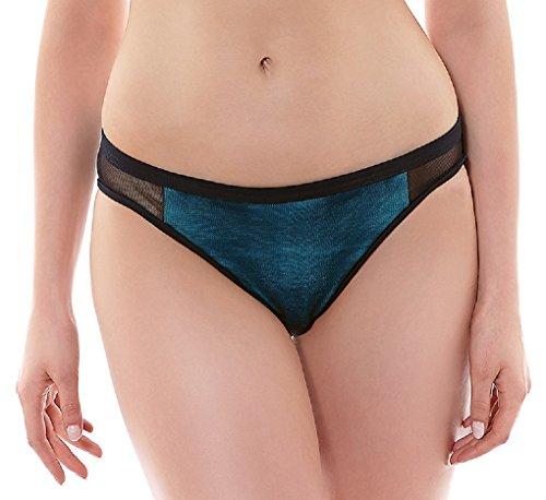Freya Electra Blue Jewel Rio Swim Bikini, L, Blue Jewel