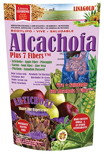 Alcachofa Plus 7 Fibers