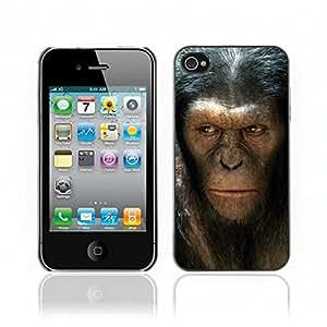Super Stellar Slim PC Hard Case Cover Skin Armor Shell Portection //Ape V0000295// Apple iPhone 4 4S
