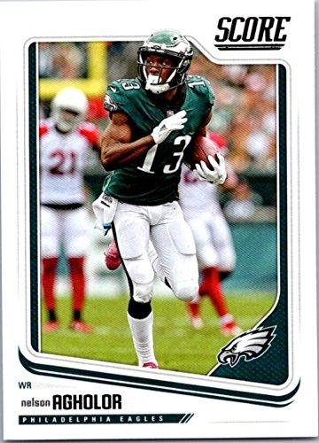 2018 Score #263 Nelson Agholor Philadelphia Eagles Football Card