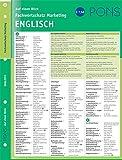 PONS Fachwortschatz auf einen Blick Marketing: Deutsch-Englisch (PONS Auf einen Blick)