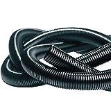 FidgetFidget Tubing Conduit Hose Car 50' Feet 16MM Width Split Loom Wire Cable Flexible