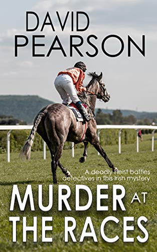 MURDER AT THE RACES: a deadly heist baffles detectives for sale  Delivered anywhere in Canada