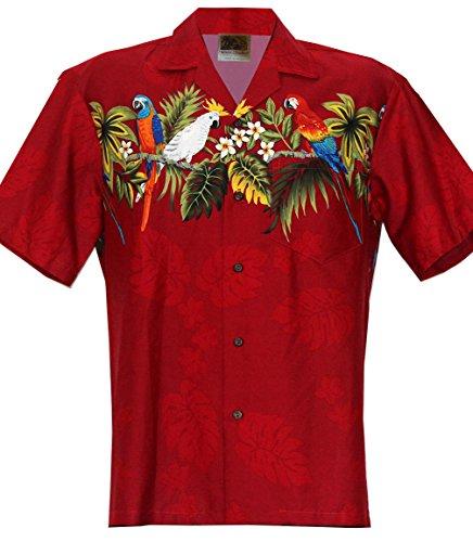 2017-Pono-Fashions-Hawaiian-Aloha-Shirt-by-WinnieFashion-Cotton-USA