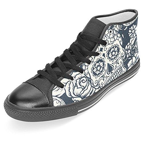 Haut De La Page De Chaussures De Toile De Mode De Toile De Toile De Classeur De Chaussures De Toile De Classeur Dinterestprint Des Femmes