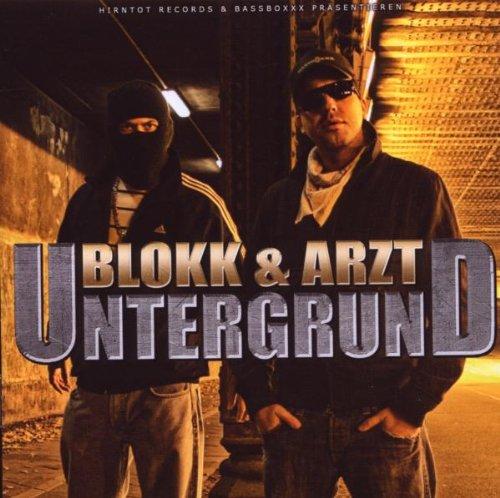 Blokk & Arzt: Untergrund (Audio CD)