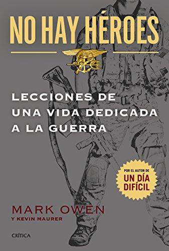 Descargar Libro No Hay Héroes ) Mark Owen