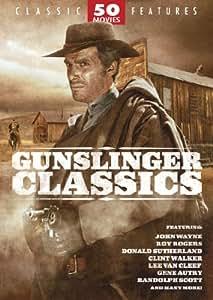 Gunslinger Classics 50 Movie MegaPack