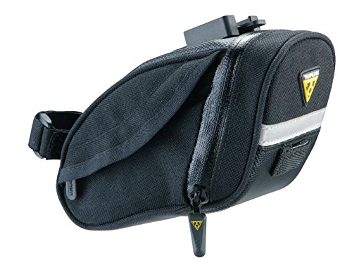 - Topeak Aero Wedge DX Pack, Medium - Black