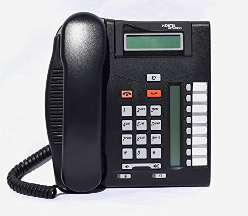 Nortel Buttons Phone - Nortel Norstar BCM NT8B26 T7208 Platinum 8 Button Digital Telephone