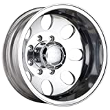 Ion Alloy Dually 167 Polished Wheel (16x6''/8x165.1mm)