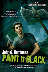 Paint It Black (The Black Knight Chronicles Book 4)